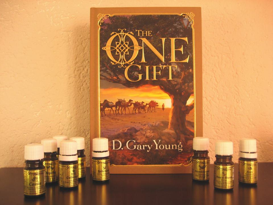 Young Living Essential oils ~ ONE GIFT