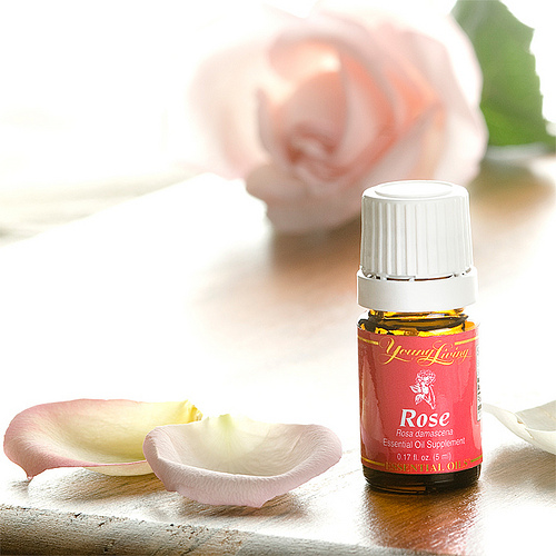 Rose Essential oil - Young Living
