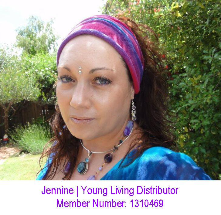 Jennine | Young Living Essential oils LOVER and Independant Distributor