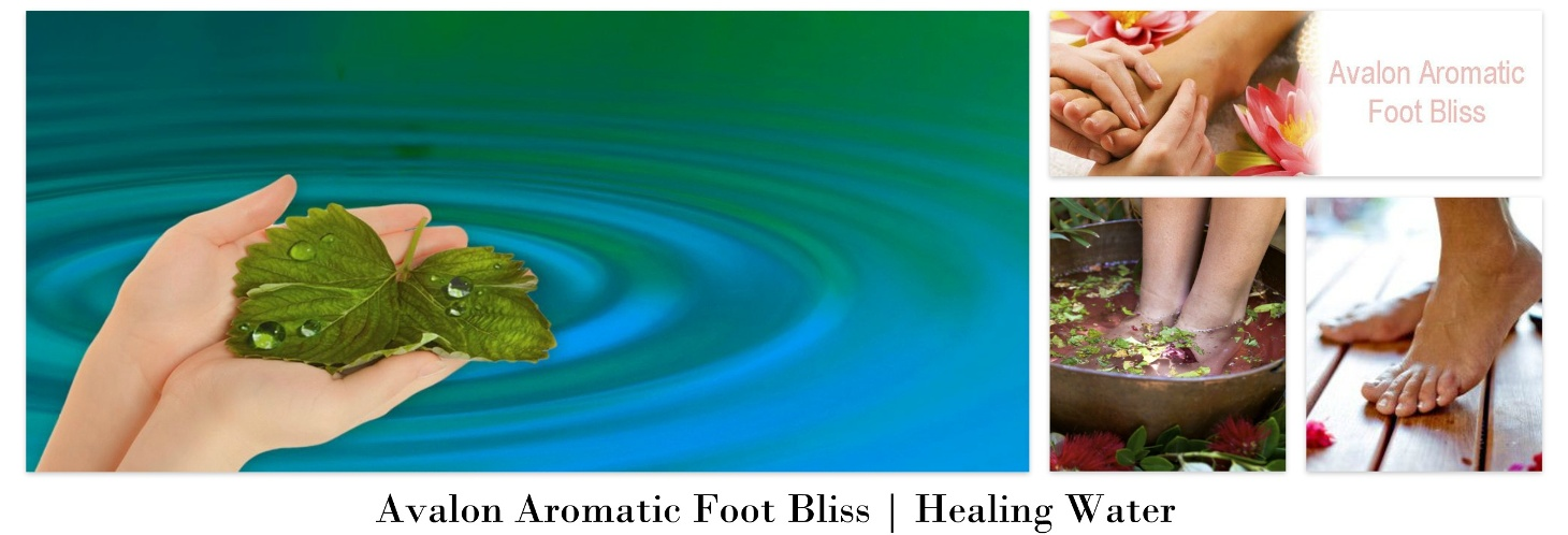Avalon Aromatic Foot Spa Bliss