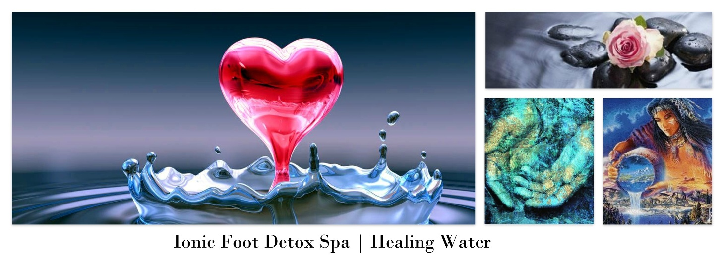 Avalon Alchemy Ionic Foot Detox Spa
